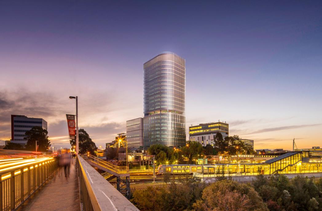 Fender Katsalidis to design Liverpool's tallest tower