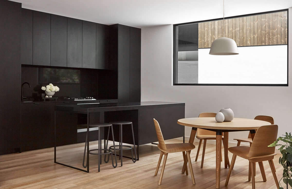 Salisbury townhouses by NTF Architecture