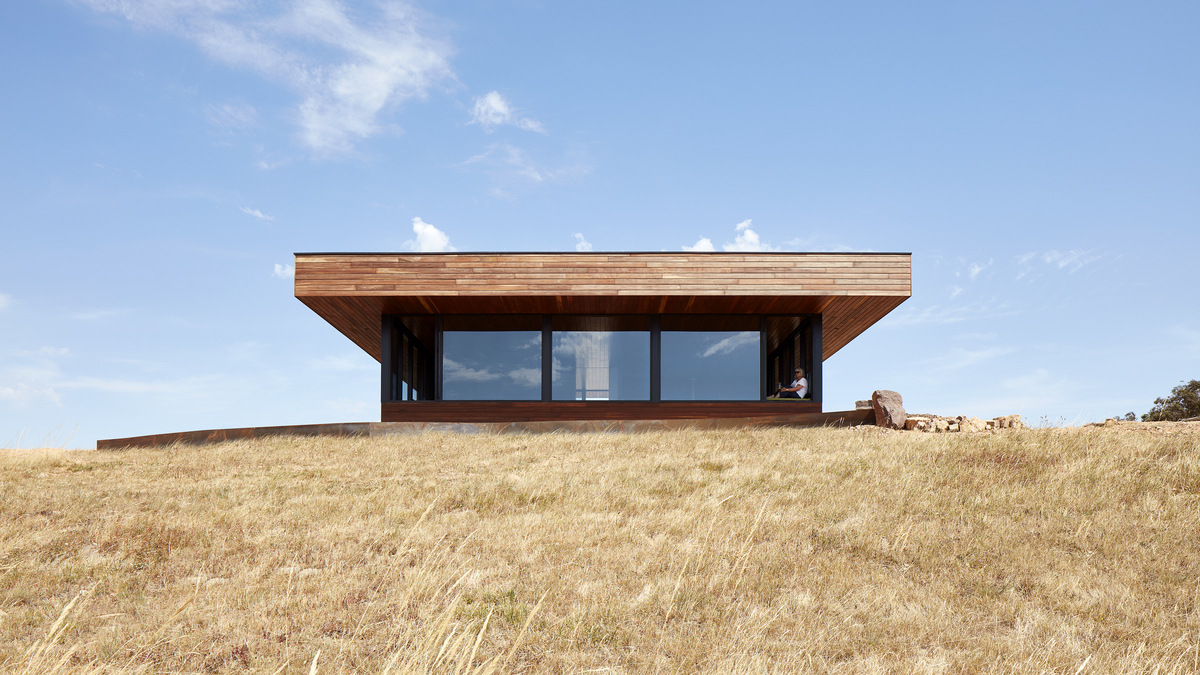 Elemental house by Ben Callery