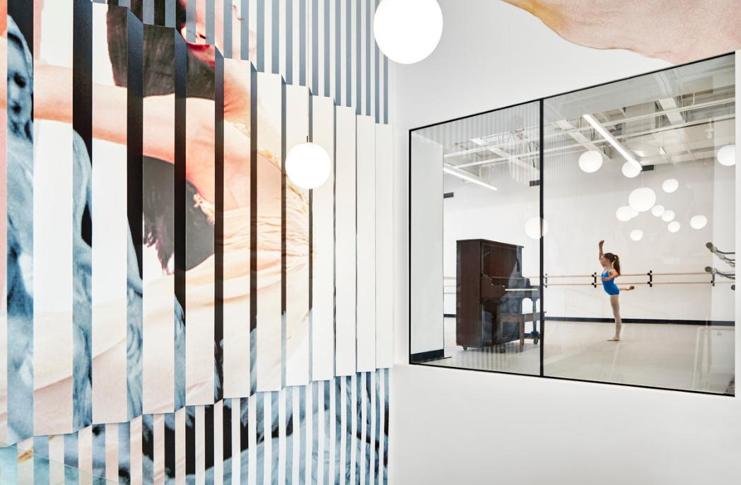 Goh Ballet Studio Design Focuses On The Technical Aspects Of Dance Australian Design Review