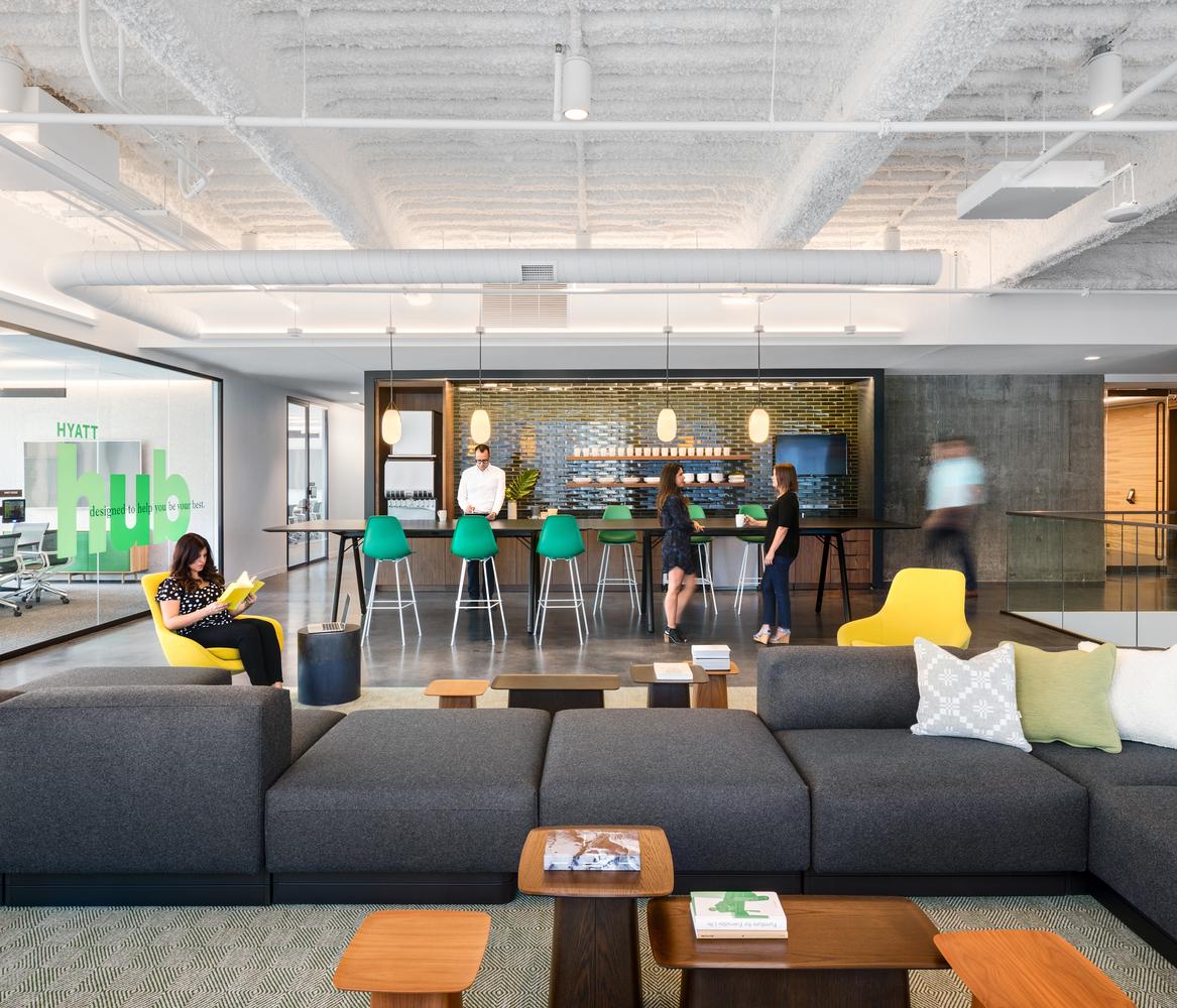 Gensler Hyatt HQ