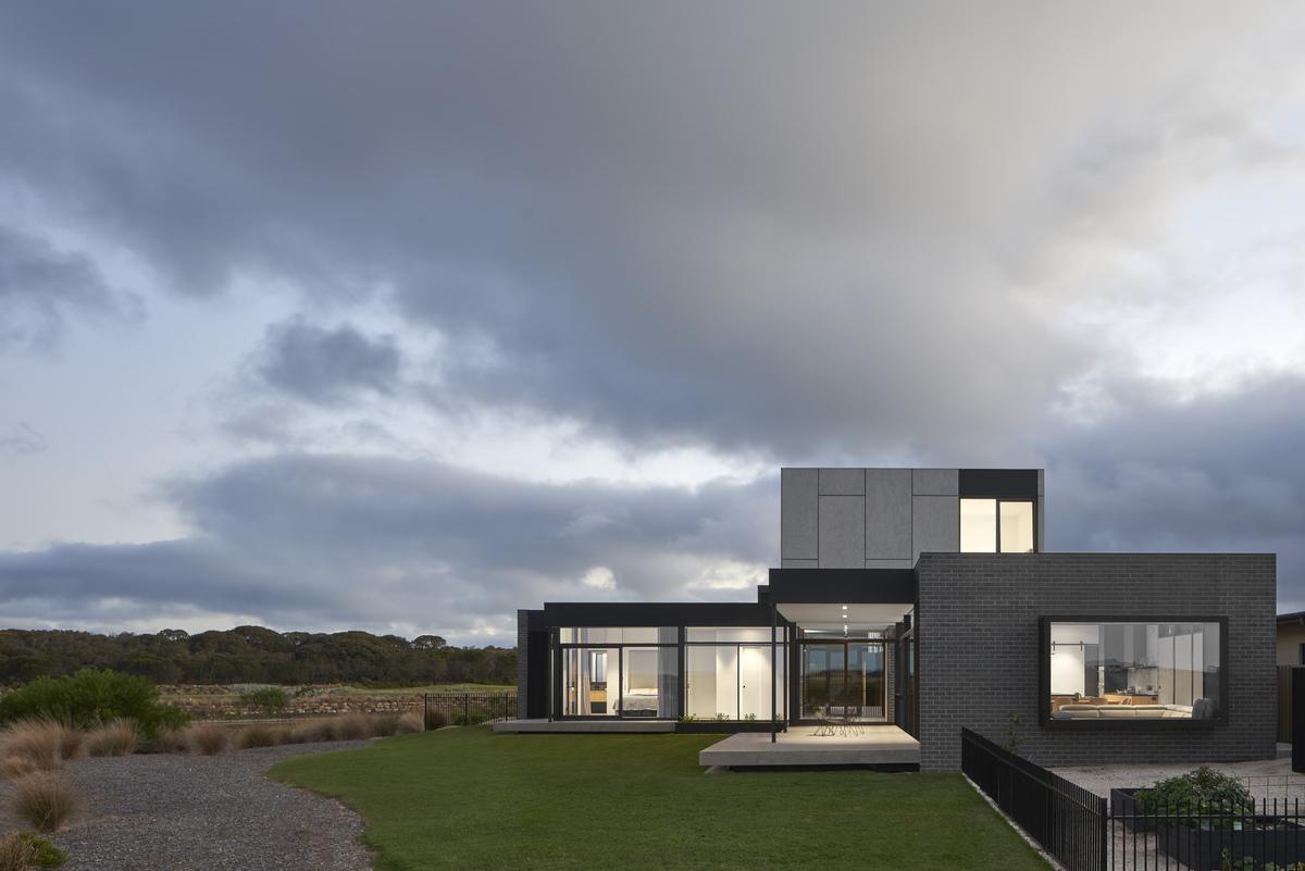 Torquay beach house