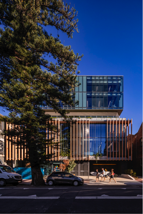 Architectus designed Royal Far West, Children's Health Facility in Manly, New South
