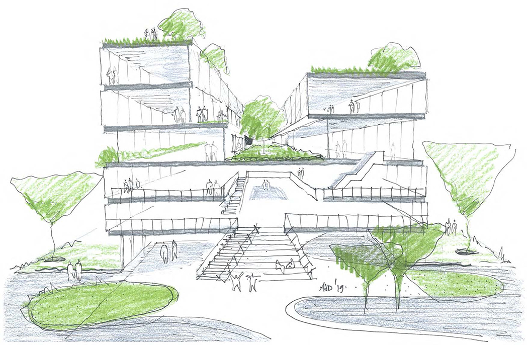 Biophilic school design