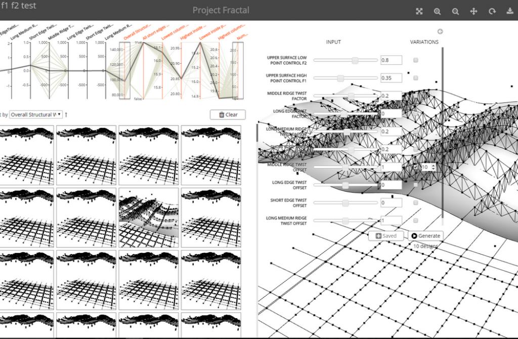 Macquarie University – Computational roof analysis