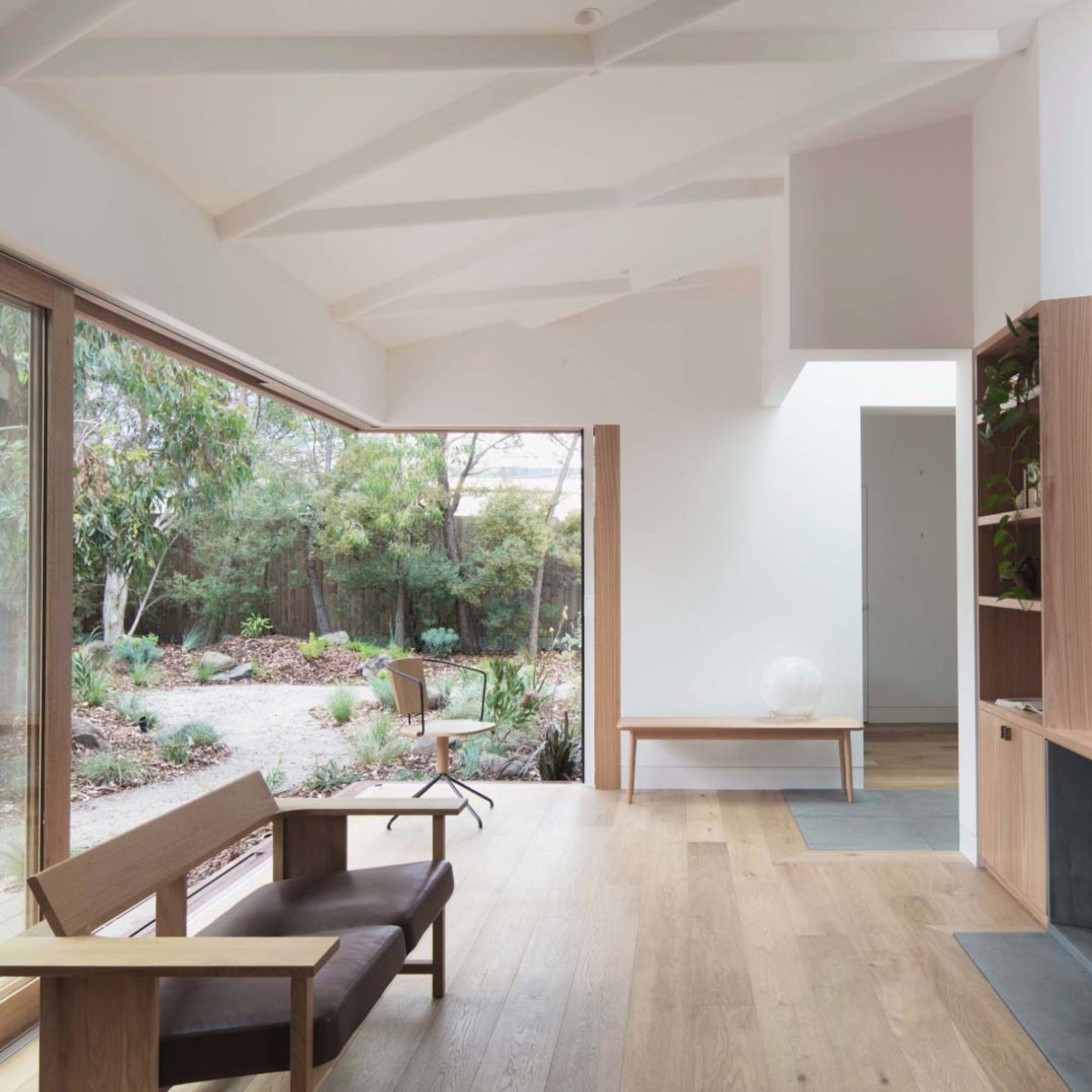 Brunswick House, Winwood McKenzie Architecture, shortlisted for Residential Alteration and Additions