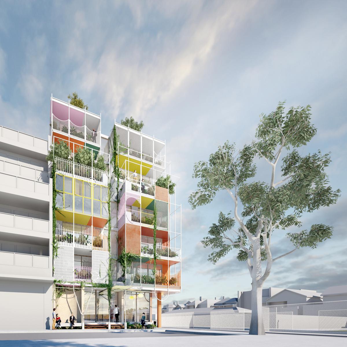 Nightingale WOW | WOWOWA Architecture | Image: Andre Bonnice