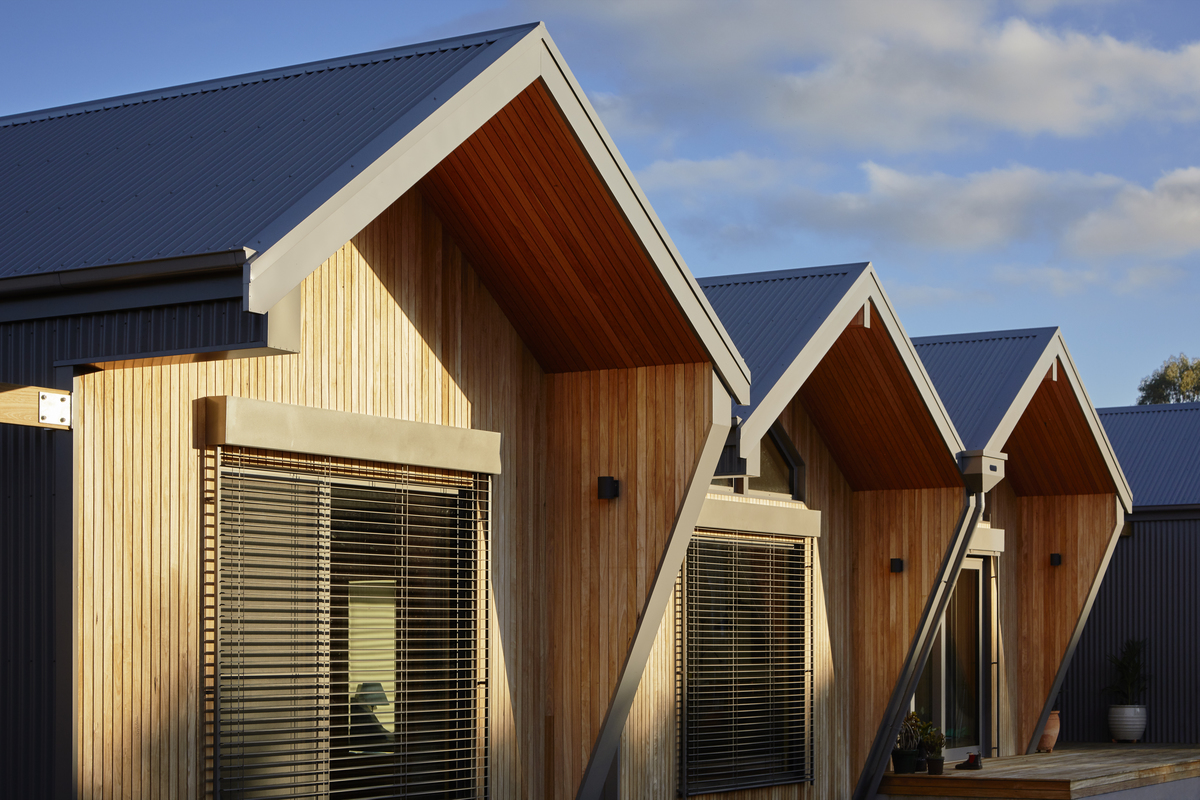 Owl Woods Passive House | Talina Edwards Architecture | Photographer: Tatjana Plitt