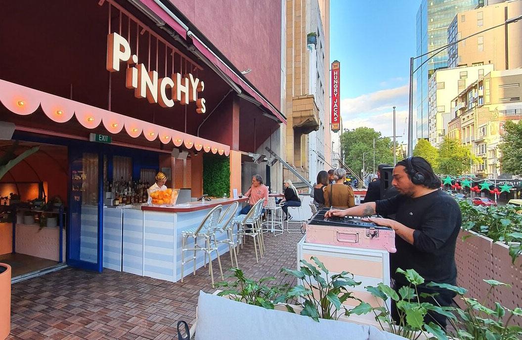 pinchy's