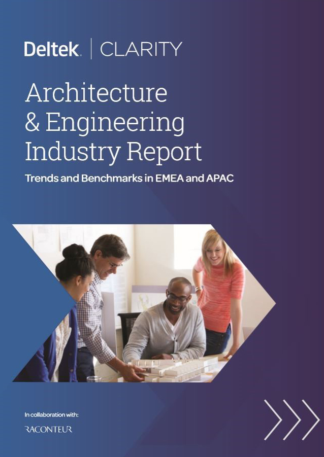 Architecture & Engineering Industry Report by Deltek